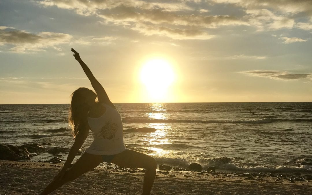 Practicing Happiness…in Hawaii.